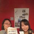 慶應義塾大学SFC-新上五島町元気プロジェクト、清水悠子さん、二株麻依さん
